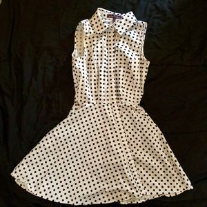 Almost Famous Vintage Style Dress